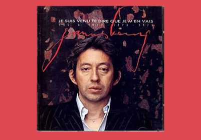 Tribute to SERGE GAINSBOURG