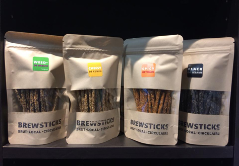 Snack : Brewsticks