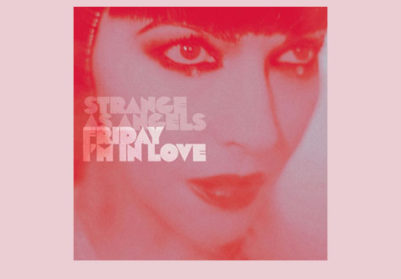 STRANGE AS ANGELS - Marc Collin ft. Chrystabell