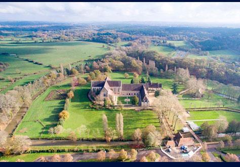 Saison culturelle à l'Abbaye Royale de l'Epau