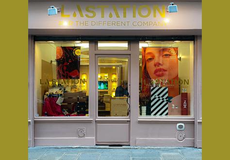 LA STATION par The Different Company