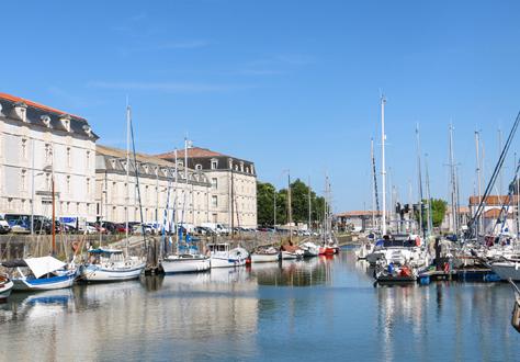 Week-End à Rochefort