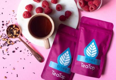 TeaTap : thés aux recettes 100 % naturelles